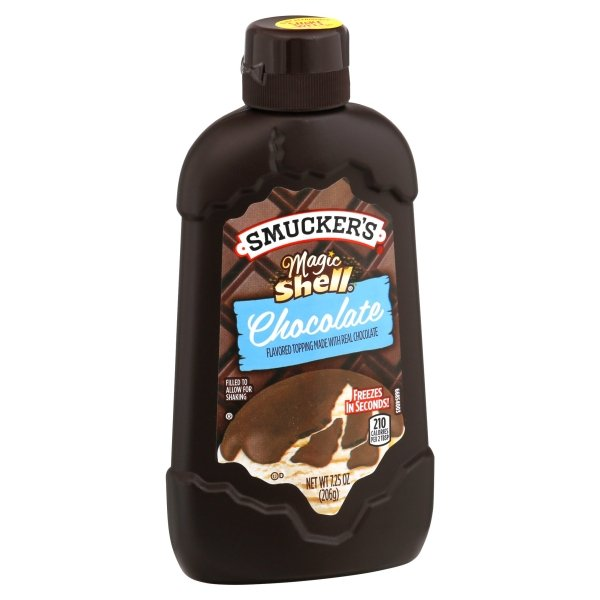 Smucker's Magic Shell Chocolate Topping