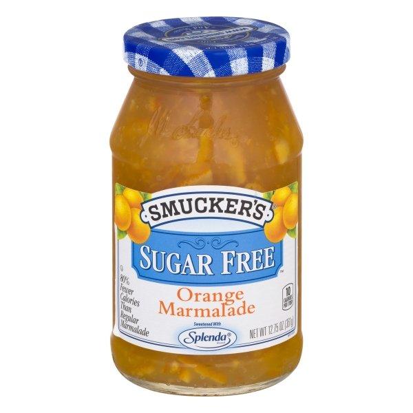 Smucker's Sugar Free Orange Marmalade with Splenda Brand Sweetener