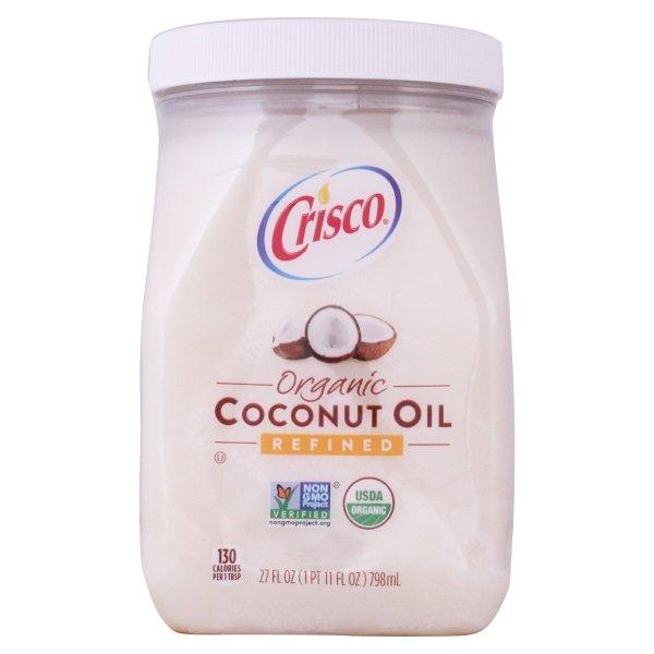 Crisco  Refined Organic Coconut Oil
