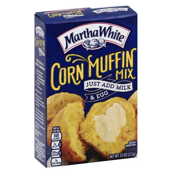 Martha White  Yellow Corn Muffins