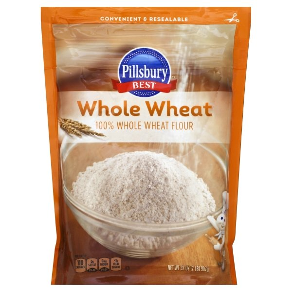Pillsbury Best Whole Wheat Flour