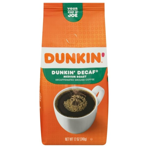Dunkin' Donuts  Dunkin' Decaf® Coffee