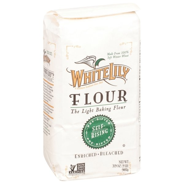 White Lily  Enriched Bleached Self-Rising Flour