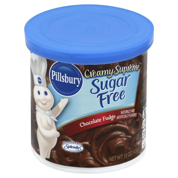Pillsbury  Creamy Supreme® Sugar Free Chocolate Fudge Flavored Frosting